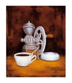 IMAGE 3D MOULIN A CAFE 24X30