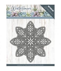 DIE WINTER FLOWERS - 140