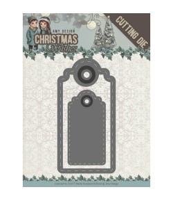 DIES TAGS - CHRISTMAS WISHES