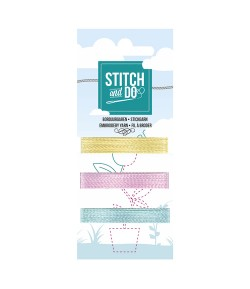 FILS A BRODER X 3 - STITCH AND DO 043