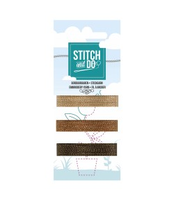 FILS A BRODER X 3 - STITCH AND DO 048