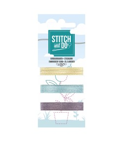 FILS A BRODER X 3 - STITCH AND DO 049
