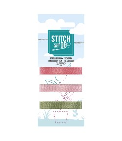 FILS A BRODER X 3 - STITCH AND DO 051