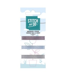 FILS A BRODER X 3 - STITCH AND DO 053