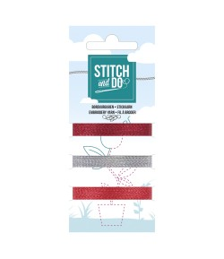 FILS A BRODER X 3 - STITCH AND DO 054