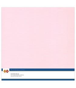 10 FEUILLES 30 X 30 CM 240GR - ROSE CLAIR