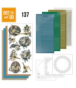 KIT 3D DOT AND DO CHAMPAGNE - 137