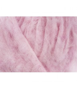 LAINE FINE FUR ROSE (002)