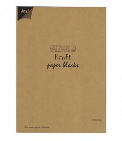 PAPIER A4 MIXED KRAFT X 60 FEUILLES