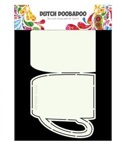 GABARIT TASSE - DUTCH DOOBADOO (680)