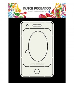 GABARIT TELEPHONE- DUTCH DOOBADOO (692)