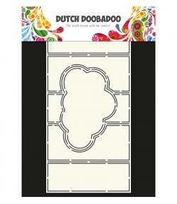 GABARIT NUAGE CARD - DUTCH DOOBADOO (326)