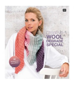 LIVRET TRICOT RICO CREATIVE WOOL DEGRADE SPECIAL