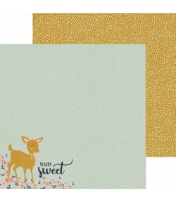 PAPIER KC HIDE AND SEEK 30 X 30 CM FAWN