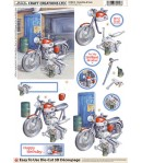 FEUILLE 3D MOTO 619