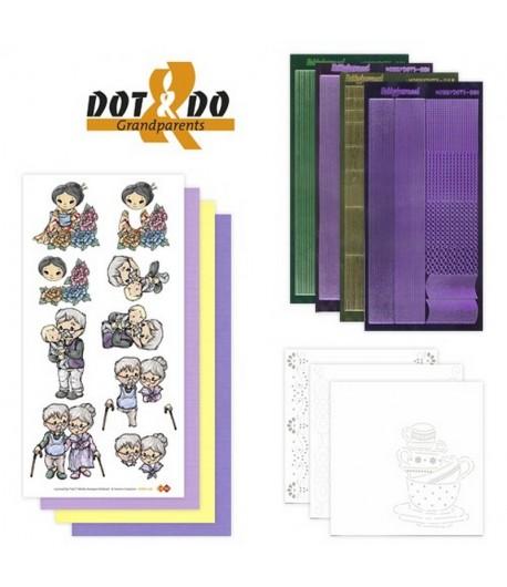 KIT 3D DOT FAMILLE - DODO006