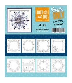 9 CARTES DOT AND DO SET028