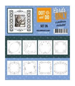 9 CARTES DOT AND DO SET035