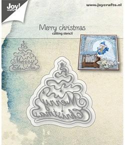 DIE MERRY CHRISTMAS