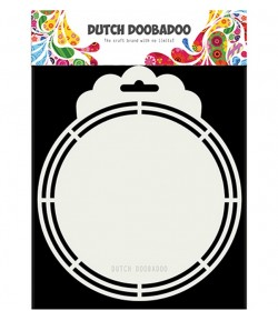 GABARIT BOULE - DUTCH DOOBADOO (169)