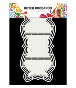 GABARIT CARD - DUTCH DOOBADOO (170)