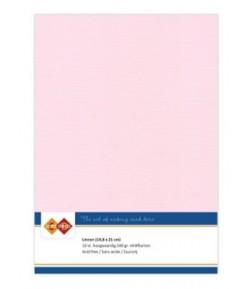10 FEUILLES A5 240GR - ROSE CLAIR