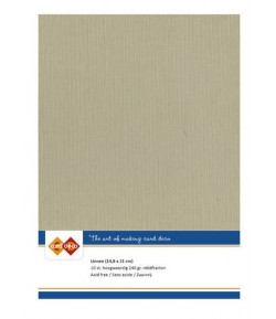 10 FEUILLES A5 240GR - TAUPE