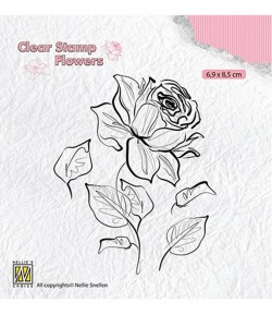 TAMPONS CLEAR ROSE