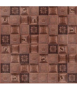 PAPIER BB PENNY EMPORIUM COPPER TILES