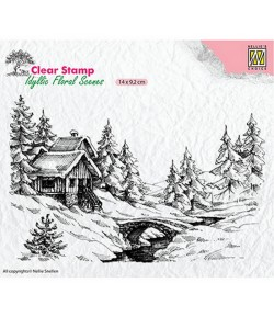 TAMPONS CLEAR PAYSAGE - IFS009