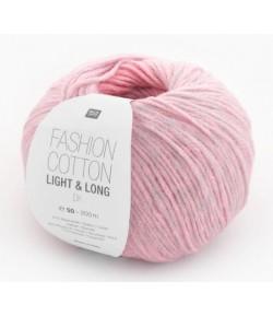 LAINE FASHION COTTON LIGHT & LONG ROSE (002)