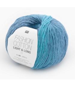 LAINE FASHION COTTON LIGHT & LONG AQUA (005)