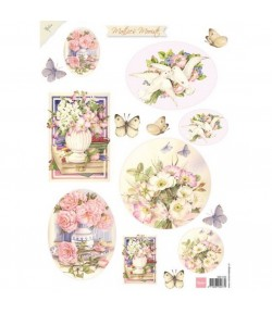 FEUILLE PRINTEMPS - MD MB0153