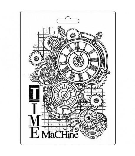 MOULE PVC FLEXIBLE - TIME MACHINE K3PTA513