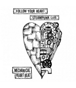 TAMPONS HD MECHANICAL HEART WTKAT04
