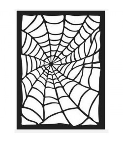 POCHOIR 15X20 EP 0.5 SPIDER WEB KSAT01