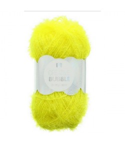 LAINE CREATIVE BUBBLE JAUNE FLUO
