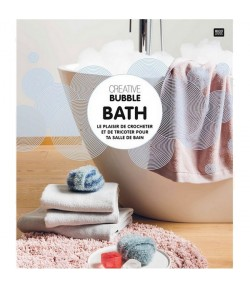 LIVRET BATH CREATIVE BUBBLE
