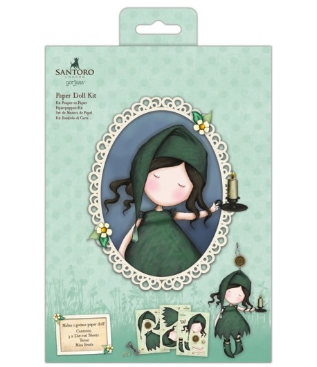 KIT GORJUSS PAPER DOLL - NIGHTLIGHT