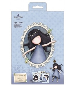 KIT GORJUSS PAPER DOLL - TIPTOES