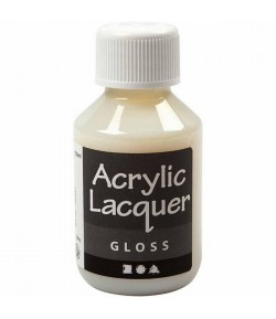 VERNIS ACRYLIQUE BRILLANT 100ML