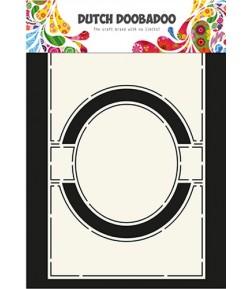 GABARIT CIRCLE CARD - DUTCH DOOBADOO (322)