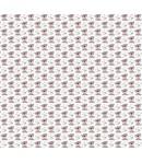BLOC 10 FEUILLES COLOR OF PUPPIES MS 30.5X30.5CM
