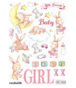 FORMES BOIS BABY GIRL A5