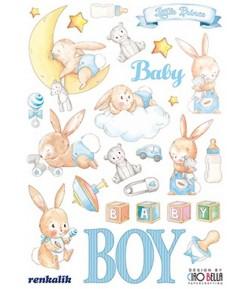 FORMES BOIS BABY BOY A5