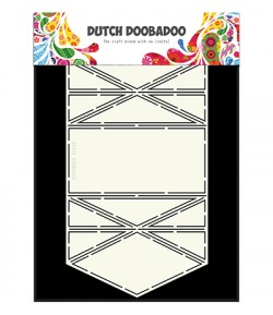 GABARIT DIAMOND CARD - DUTCH DOOBADOO (654)