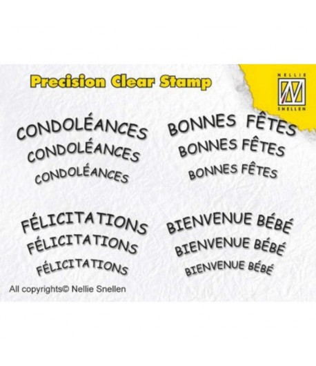 TAMPONS CLEAR TEXTES APST012