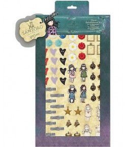 KIT EMBELLISSEMENTS  GORJUSS X 64  - GOR356000