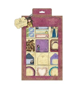 KIT EMBELLISSEMENTS  GORJUSS X 81  - GOR105105