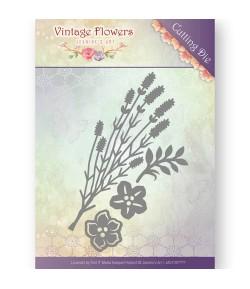 DIE VINTAGE FLOWER